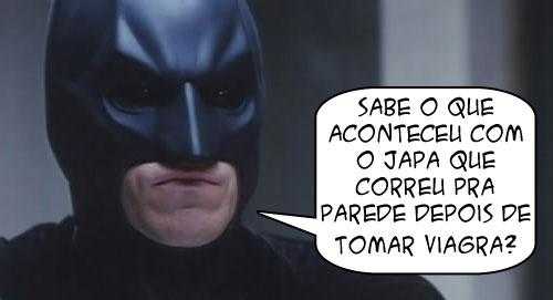 Batman E Coringa I Auto Imune